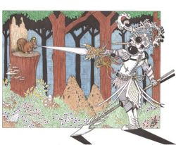 Smiting the Squirrel King