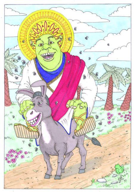 Shrek the Messiah