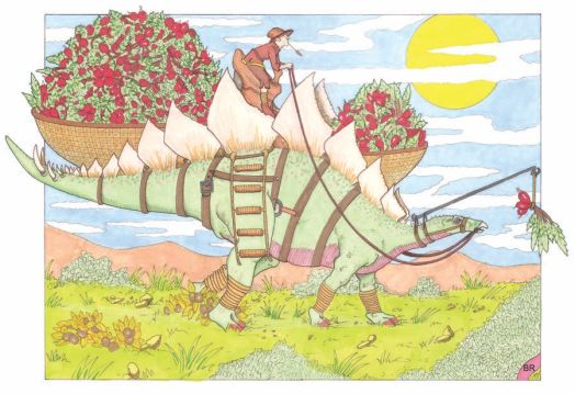 The Radish Farmer